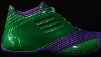adidas T-Mac 1 Green/Purple