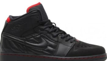 Air Jordan 1 Retro '99 Black/Gym Red-Black