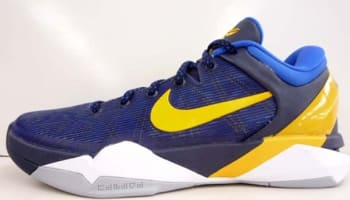 Nike Zoom Kobe 7 DC Obsidian/University Gold