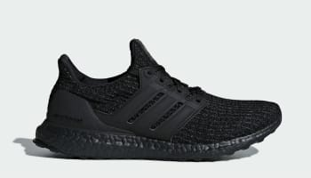 Adidas Ultra Boost 4.0 Core Black/Core Black/Active Red
