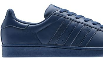 adidas Superstar Uniform Blue/Uniform Blue-Uniform Blue