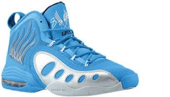 Nike Sonic Flight Electric Blue/White-Black