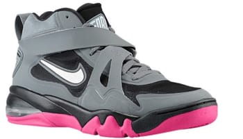 Nike Air Force Max CB 2 Hyperfuse Cool Grey/White-Black-Vivid Pink