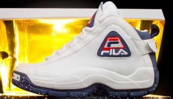 Fila 96 White/Navy-Red