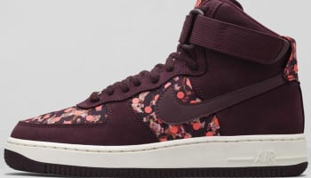 Nike Air Force 1 High Liberty Women's Deep Burgundy/Deep Burgundy