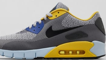 Nike Air Max '90 JCRD City Wolf Grey/Black-Vivid Sulfur-Game Royal