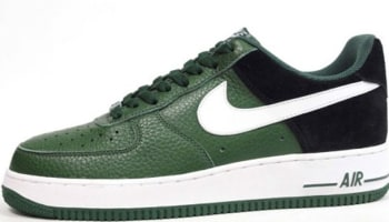 Nike Air Force 1 Low Gorge Green/White-Black