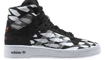 adidas Originals Rivalry Hi Black/Running White-White