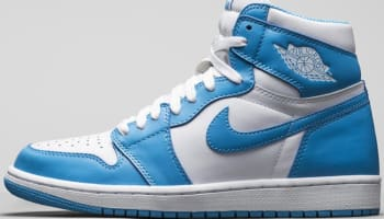 Air Jordan 1 Retro High OG White/Dark Powder Blue
