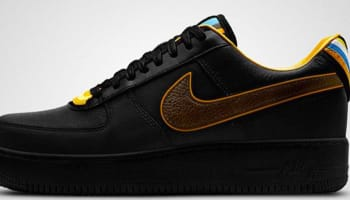 Nike Air Force 1 Low Supreme RT Black/Baroque Brown