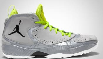 Air Jordan 2012 Wolf Grey/Volt