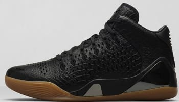 Nike Kobe IX Mid EXT Black/Black