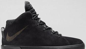 Nike LeBron XII NSW Lifestyle Black/Black