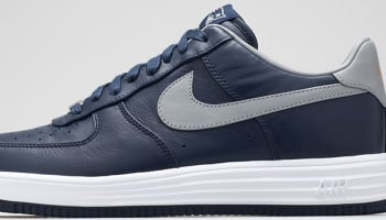 Nike Lunar Force 1 Low College Navy/White-University Red