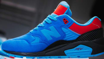 New Balance 580 Blue/Red