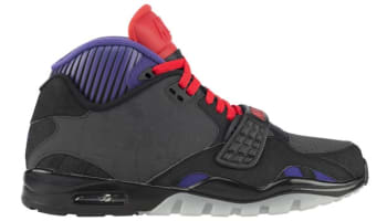 Nike Air Trainer SC II Premium QS Anthracite/Black-Challenge Red-Court Purple