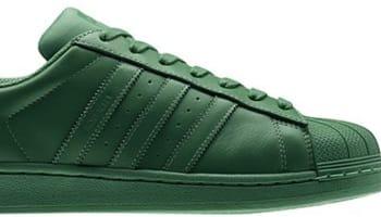 adidas Superstar Blush Green/Blush Green-Blush Green