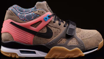 Nike Air Trainer III Premium QS Vachetta Tan/Black-Hot Lava
