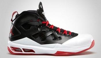 Jordan Melo M9 Black/Gym Red-White