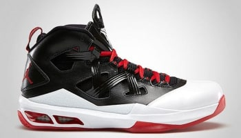 Jordan Melo M9 Black/Gym Red-White