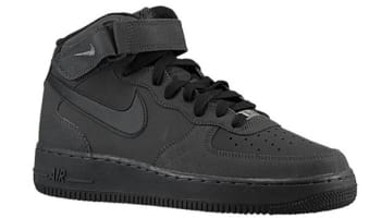 Nike Air Force 1 Mid Dark Charcoal/Black