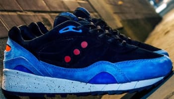 Saucony Shadow 6000 Black/Blue