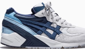 Asics Gel-Sight Off White/Navy