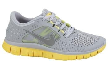 Nike Free Run+ 3 LAF Women's Livestrong