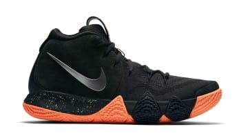 Nike Kyrie 4 Black/Metallic Silver