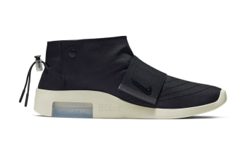 Nike Air Fear of God Moc Black/Black-Fossil