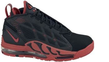 Nike Air Max Pillar Black/Sport Red