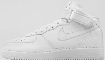 Nike Air Force 1 Mid CMFT SP White/Team Orange-White
