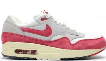 Nike Air Max 1 OG Sail/University Red-Neutral Grey-Black