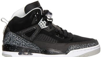 Jordan Spiz'ike Black/Cool Grey-Grey Mist-White