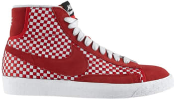 Nike Blazer Mid Woven Hyper Red/Hyper Red-Neutral Grey