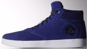 adidas D Rose Lakeshore Mid Amazon Purple/Core Black-Running White