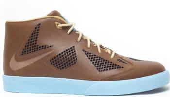 Nike LeBron X NSW Lifestyle NRG Hazelnut