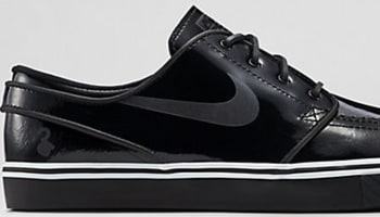 Nike Zoom Stefan Janoski Premium SB Black/White-Infrared-Black