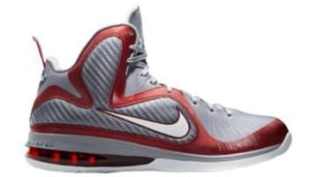 Nike LeBron 9 Ohio State