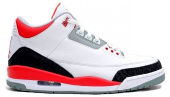Air Jordan 3 Retro Fire Red '13