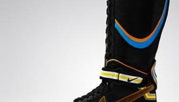 Nike Air Force 1 Boot Supreme RT Women's Black/Baroque Brown
