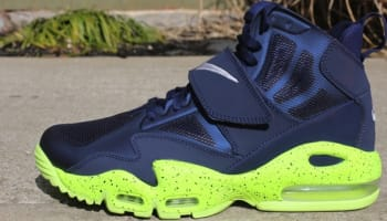 Nike Air Max Express Midnight Navy/Strata Grey-Volt