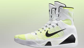 Nike Kobe 9 Elite NRG Black/Volt-White