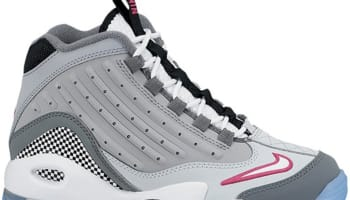 Nike Air Griffey Max II GS Medium Grey/White-Cool Grey