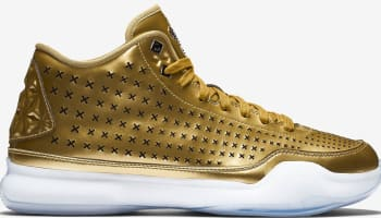 Nike Kobe X Mid EXT Metallic Gold