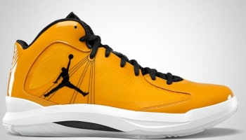 Jordan Aero Flight Del Sol/Black-White