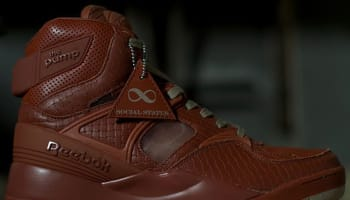 Reebok The Pump Certified Brown/Brown
