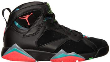 Air Jordan 7 Retro Black/Blue Graphite-Retro-Infrared 23