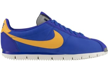 Nike Cortez NM QS Italy Blue/University Gold-Metallic Silver