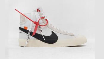 Off-White x Nike Blazer Mid